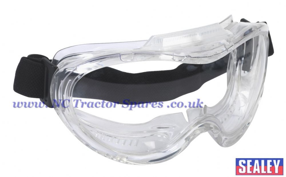 Safety Goggles Indirect Vent BS EN 166